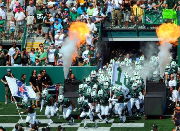 Tulane Green Wave And UCF Knights Football Preview