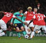 Arsenal Vs Barcelona: How Possession Football Won